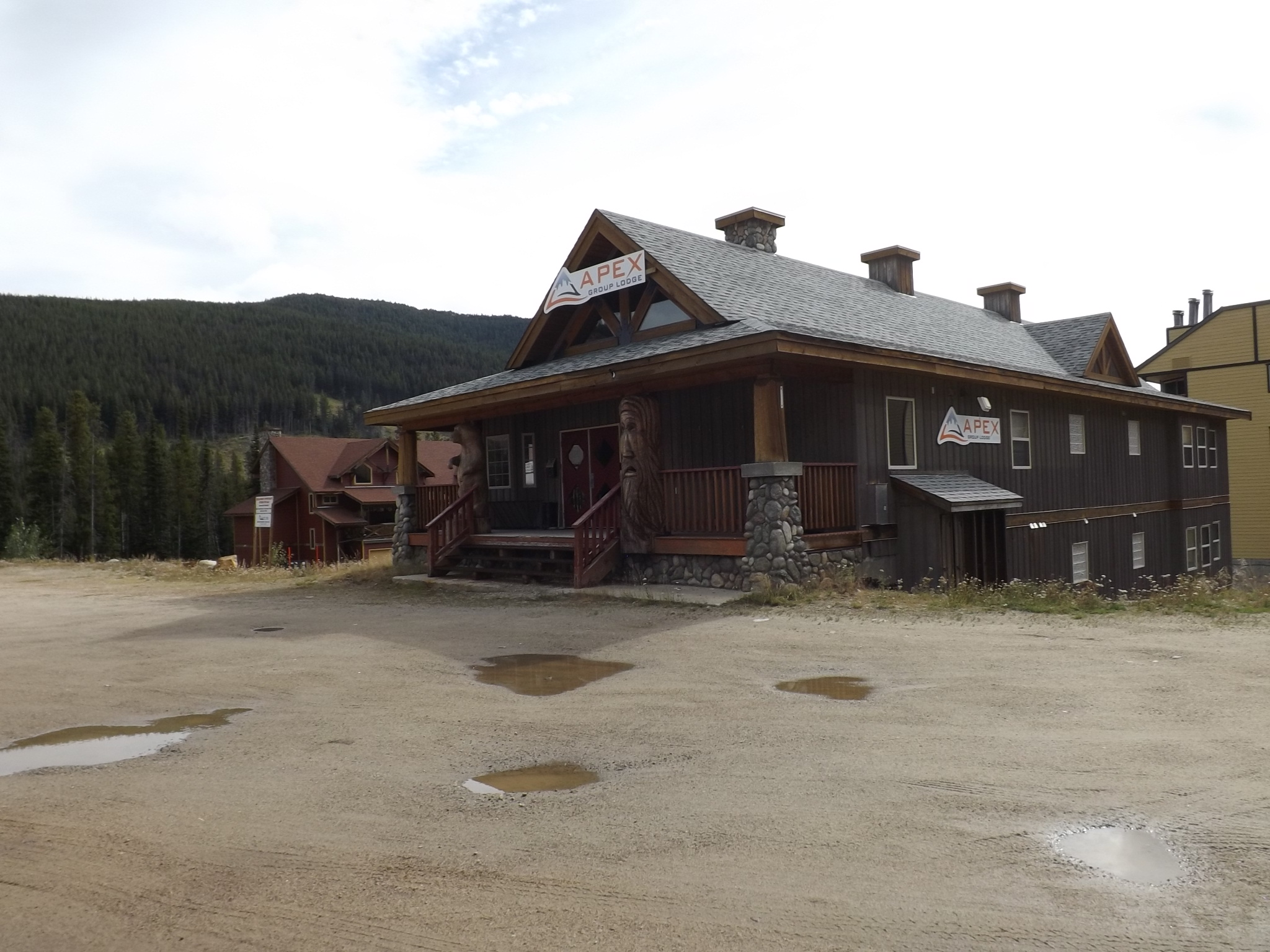 This is an example of a property located in Apex Mountain, near Penticton, British Columbia whose Depreciation Report has been completed by Delta Appraisal Corporation