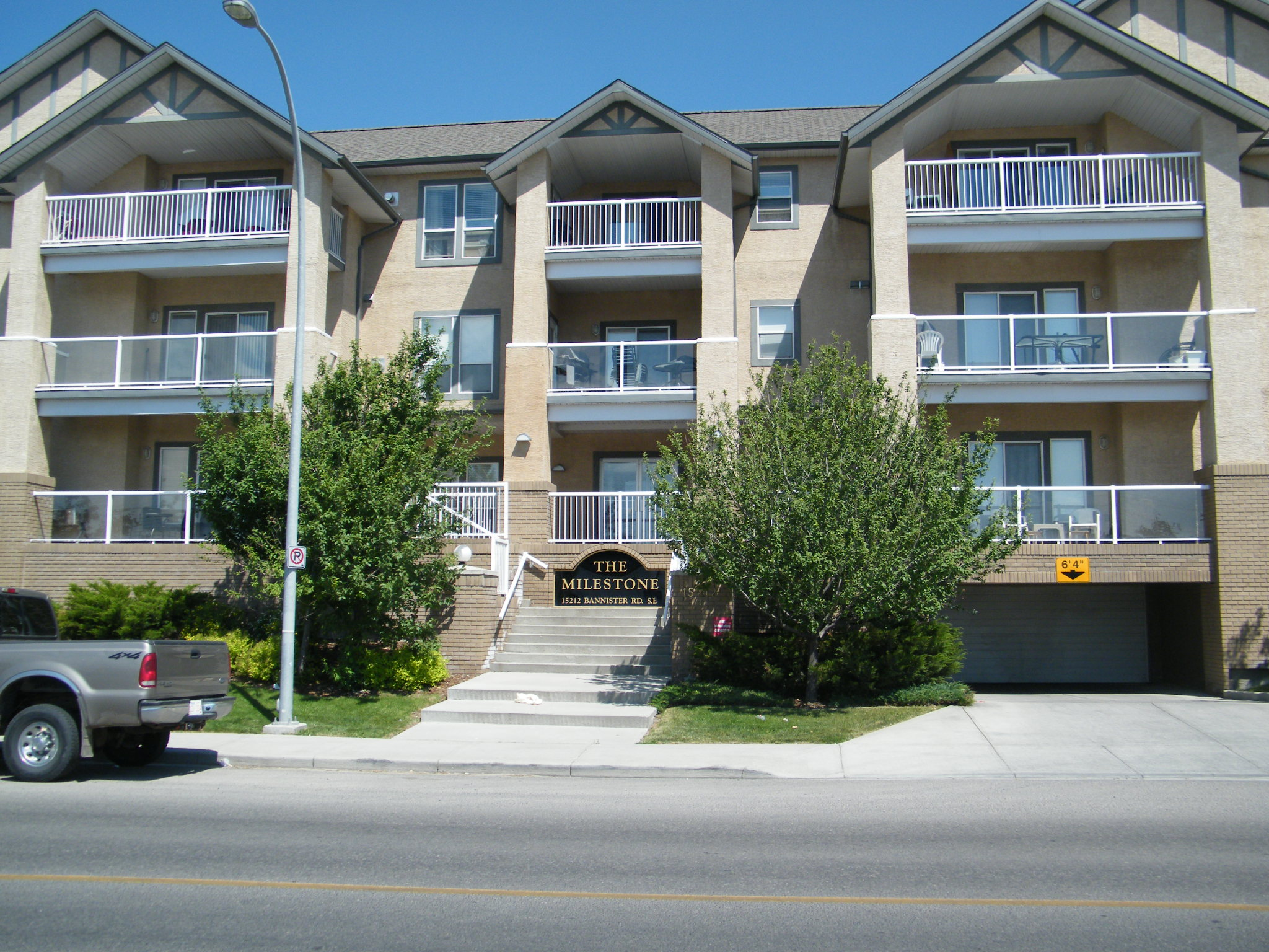 This is an example of a property located in Calgary, Alberta whose Reserve Fund Study has been completed by Delta Appraisal Corporation