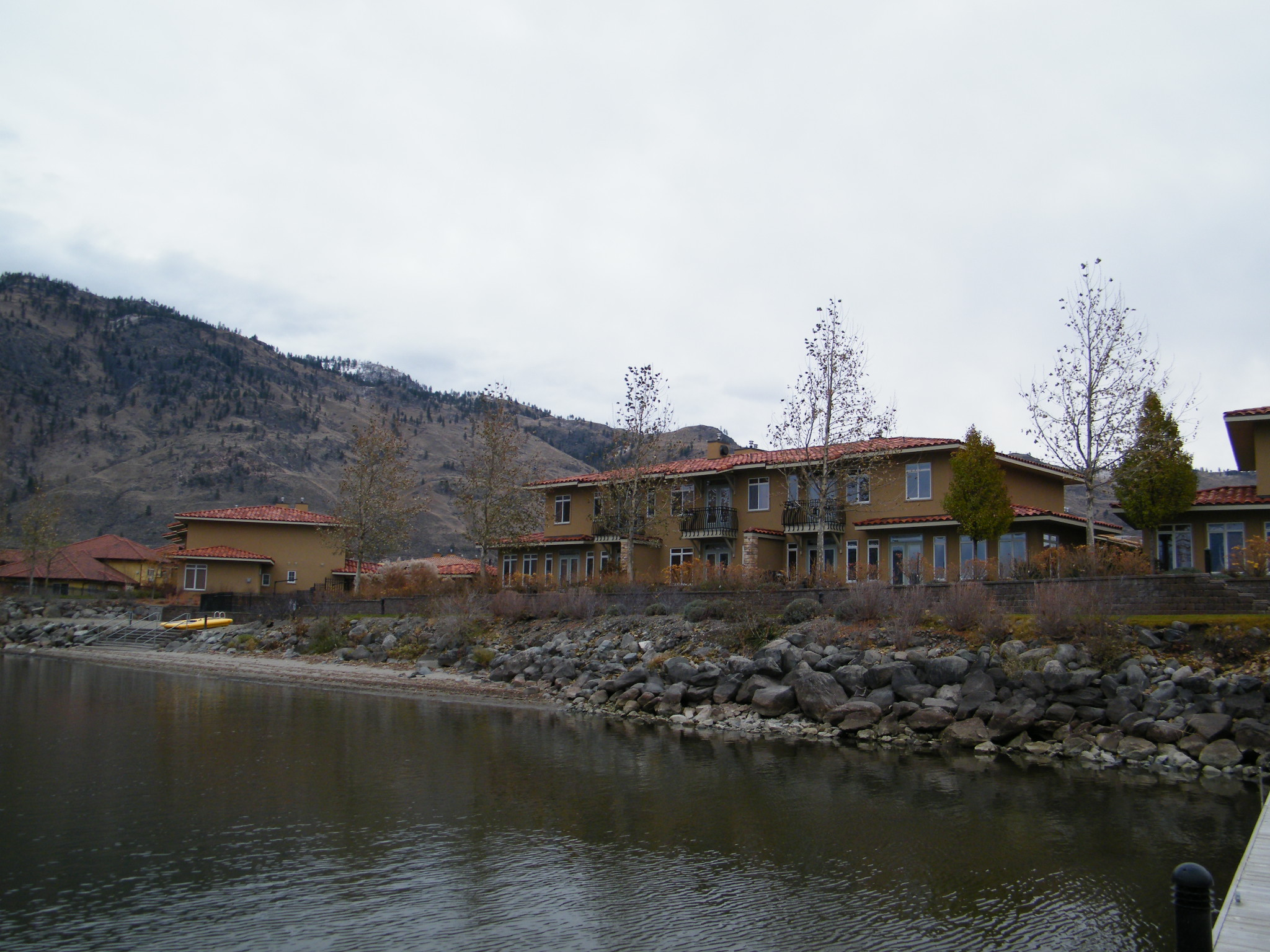 This is an example of a property located in Osoyoos, British Columbia whose Depreciation Report  has been completed by Delta Appraisal Corporation