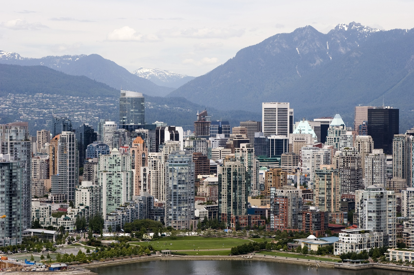 Areas in British Columbia that Delta Appraisal Corporation has completed a Depreciation Report