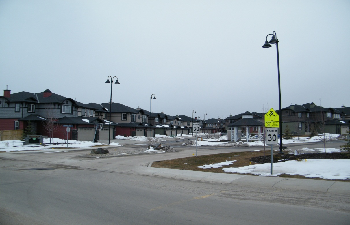This is an example of a property located in Chestermere, Alberta whose Reserve Fund Study has been completed by Delta Appraisal Corporation